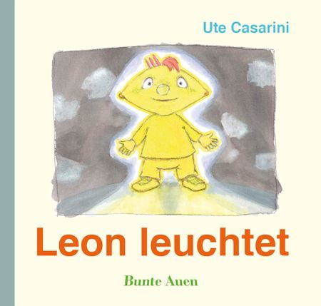 Leon leuchtet Cover