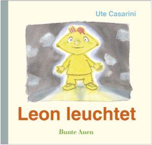 Leon leuchtet von Ute Casarini
